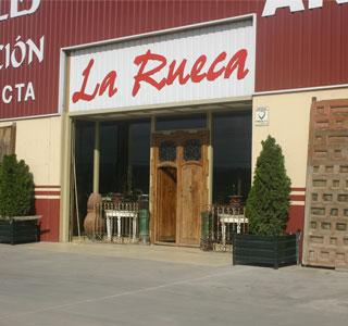 Muebles y antig edades la rueca venta de antiguedades - Casas de muebles en madrid ...